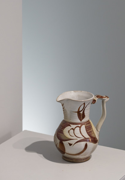 Alan Caiger Smith, Lustre Jug, 1983