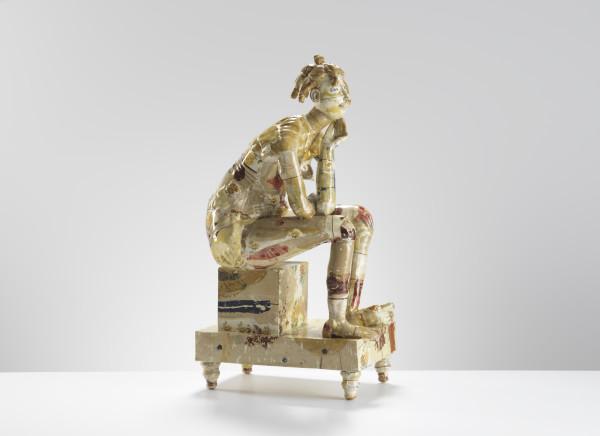 Philip Eglin - Seated Nude, 2006