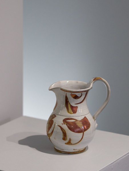 Alan Caiger Smith, Lustre Jug, 2002
