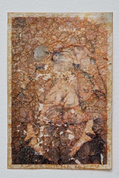 Penny Lamb, Untitled (work on paper), 2006