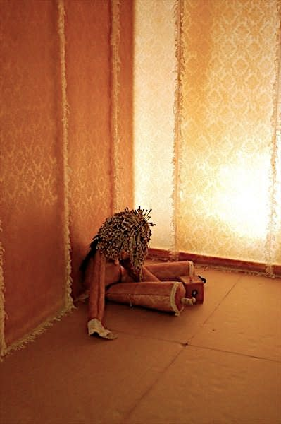 Penny Lamb, Mater-ial (Fuck Rag), 2010