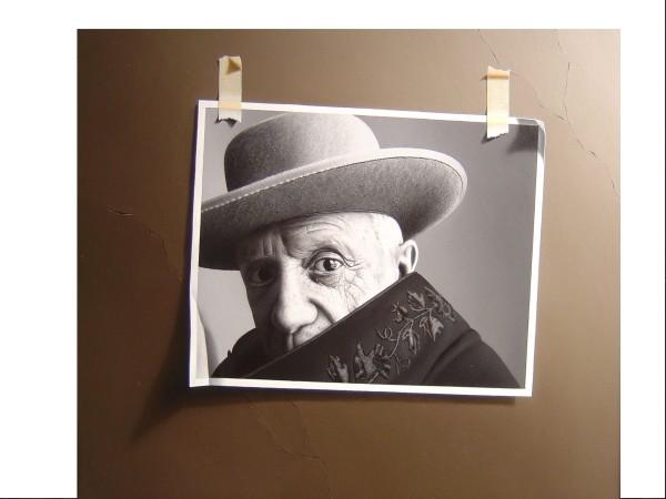 Otto Duecker, Picasso