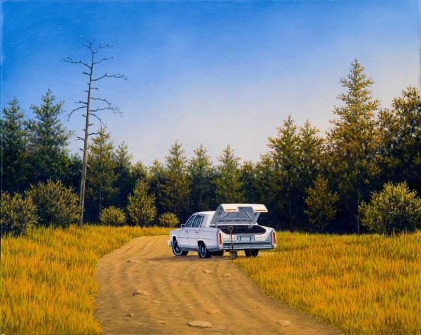 Simon Harling, Blood Simple Cadillac