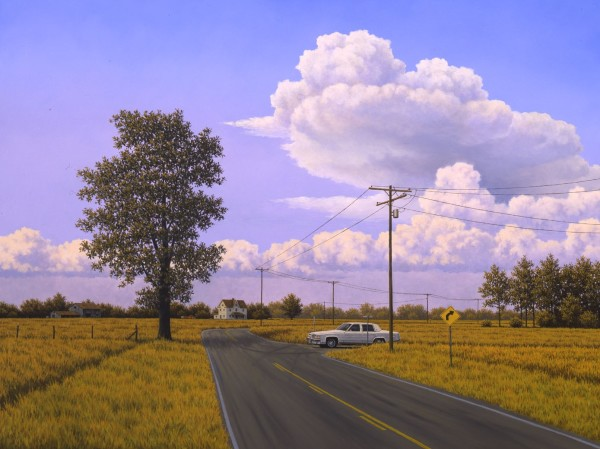 Simon Harling, Crossroads at Dusk