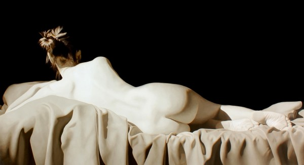 Toby Boothman, Reclined Nude