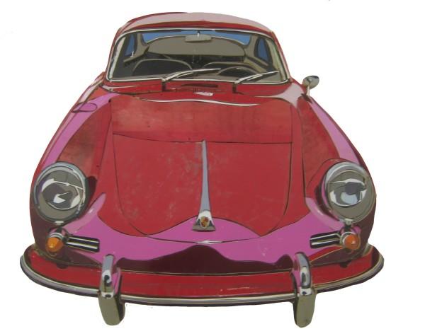 Diederick Kraaijeveld, Porsche 356