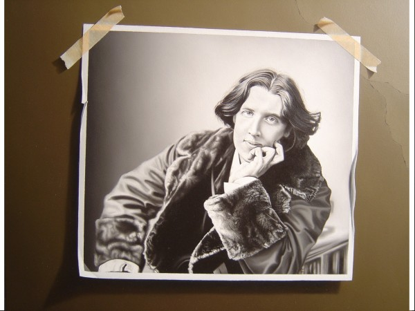 Otto Duecker, Oscar Wilde