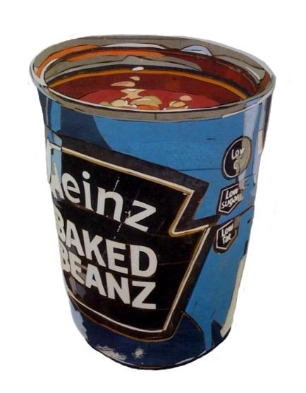 Diederick Kraaijeveld, Heinz Baked Beans I