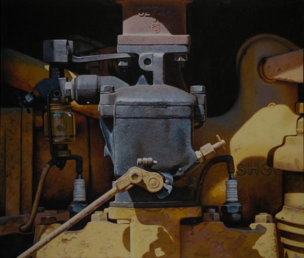 Gus Heinze, Blue Carburator