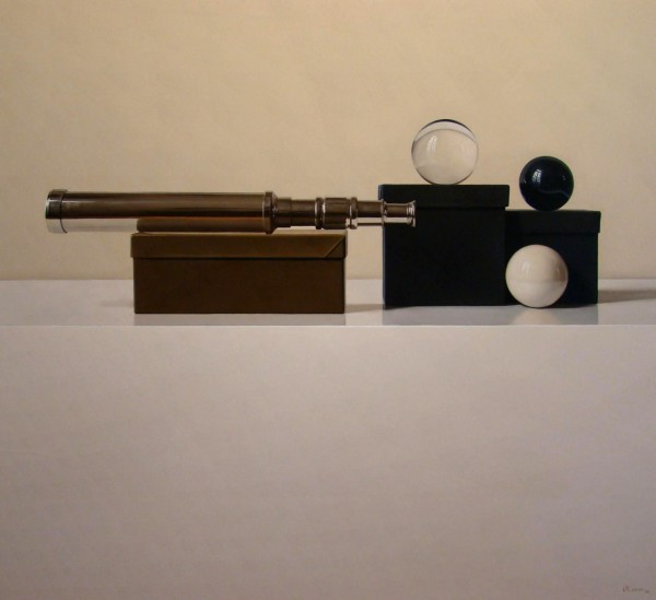 Fernando O'Connor, Telescope
