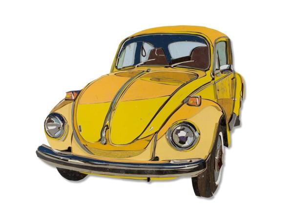 Diederick Kraaijeveld, Yellow Beetle