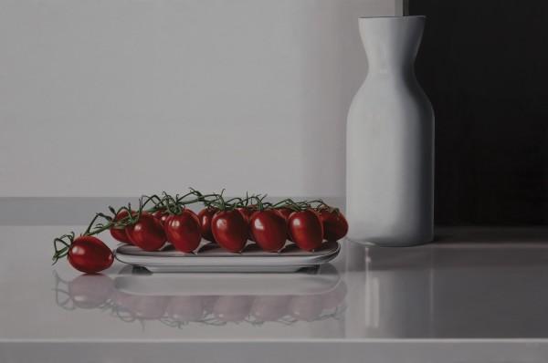 Elena Molinari, A Dozen Cherry Tomatoes