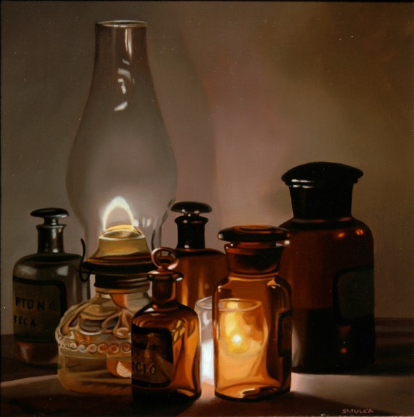 Steve Smulka, Candle Study