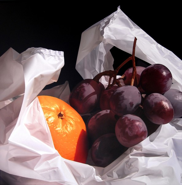 Pedro Campos, Grapes and Orange