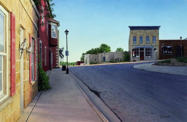 Steven Kozar, Commerce And High Street