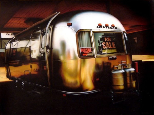 Rudy Sparkuhl, Airstream