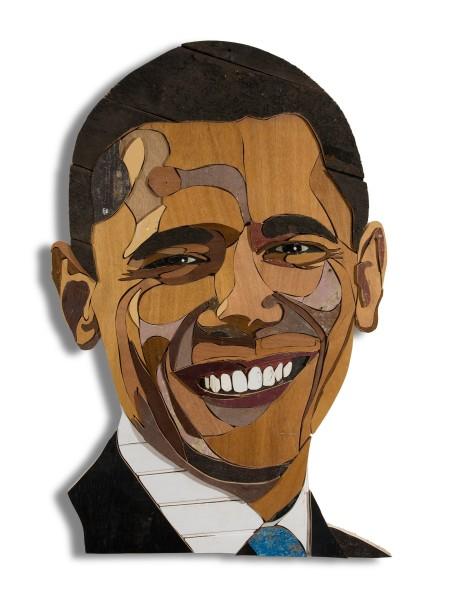 Diederick Kraaijeveld, Obama
