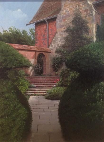 Carl Laubin, Great Dixter Archway