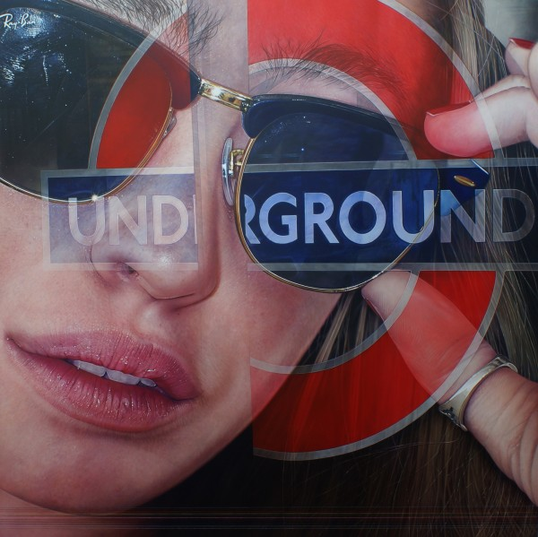 Simon Hennessey, Underground Distortion