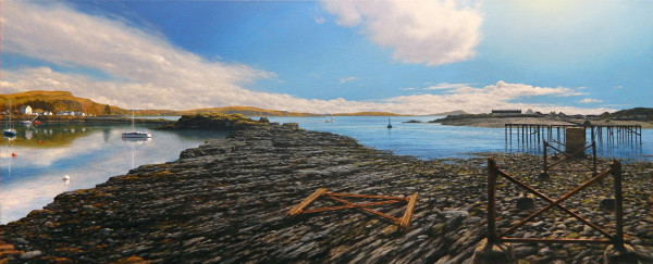 Steve Whitehead, Slate Islands