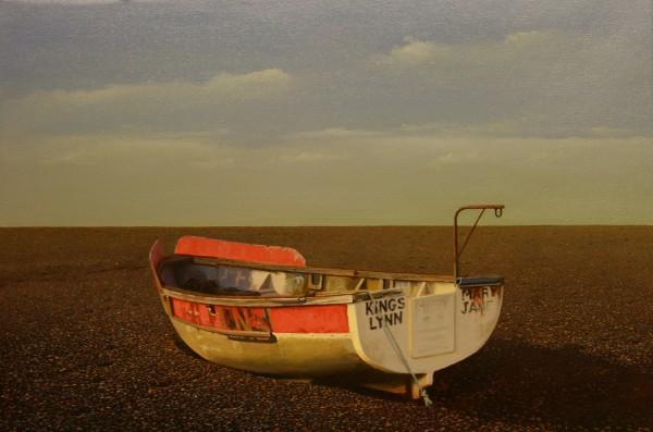 Carl Laubin, Mary Jane, Cley, 2011