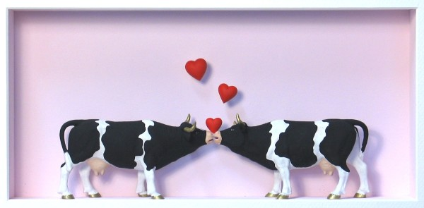 Volker Kuhn, Cows in Love