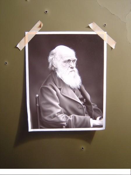 Otto Duecker, Charles Darwin
