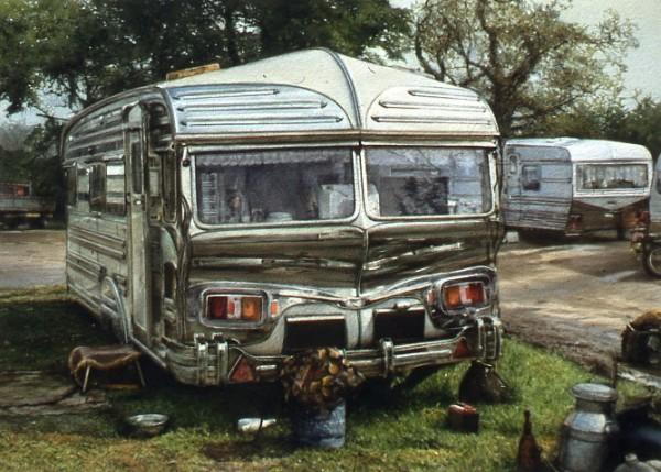 John Salt, Gypsy Caravan, 1986