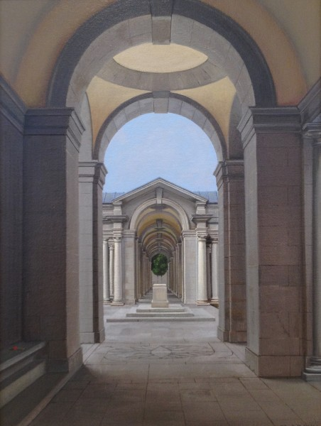 Carl Laubin, Faubourg d'Amiens Cemetery