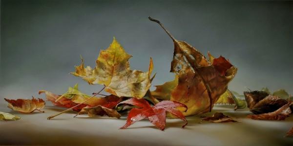 Tjalf Sparnaay, Autumn Leaves