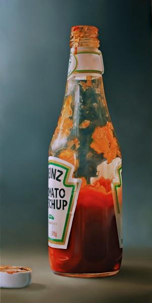 Tjalf Sparnaay, Ketchup Bottle