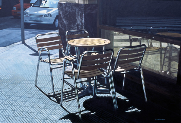 David Finnigan, Table and Chair: Bilbao