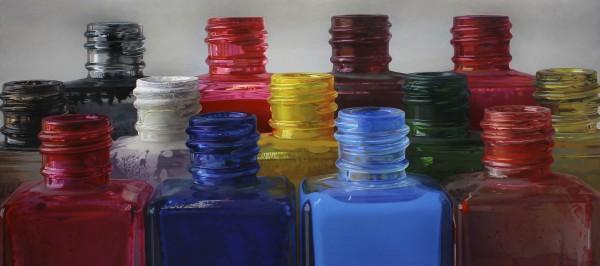 Javier Banegas, Colour V