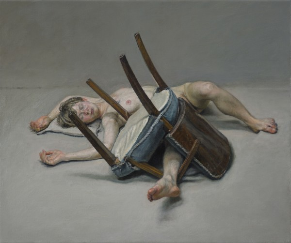 Craig Wylie, VK (Broken Chair)