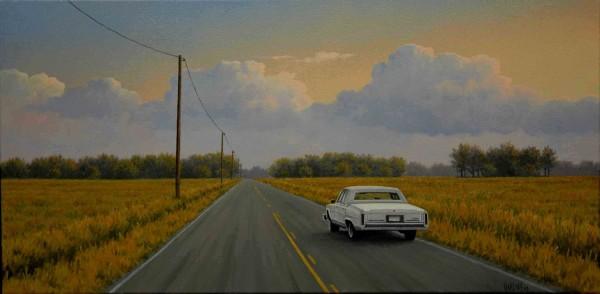 Simon Harling, Logging Road Cadillac