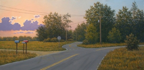 Simon Harling, Forked Road