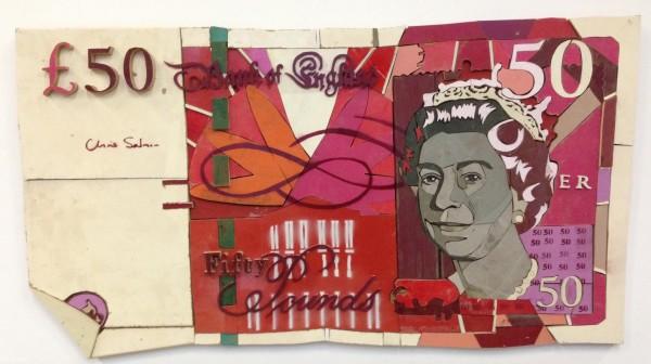 Diederick Kraaijeveld, 50 Pound Note