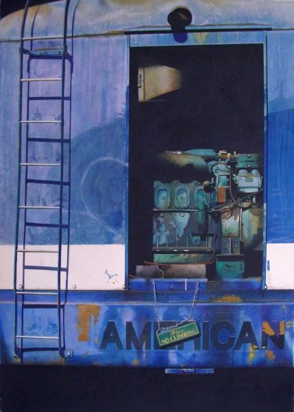 Angus McEwan, American Express