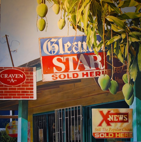 Peter Rocklin, Midway Stores Negril, Jamaica