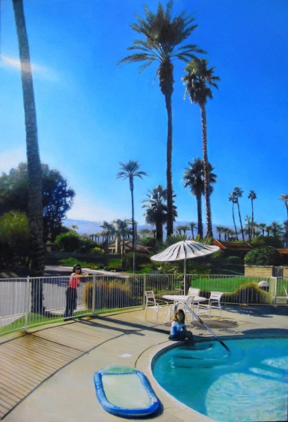 Romain E., Palm Desert Vacation