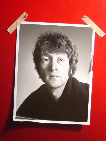 Otto Duecker, John Lennon
