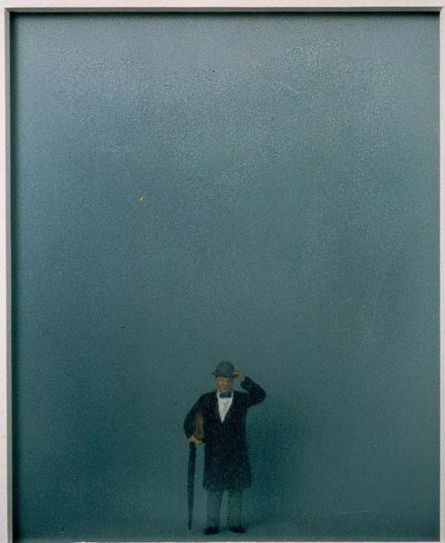 Volker Kuhn, London Fog