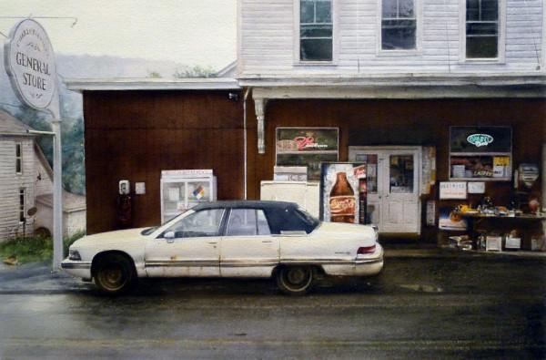 John Salt, General Store, Charlotteville, NY, 2012