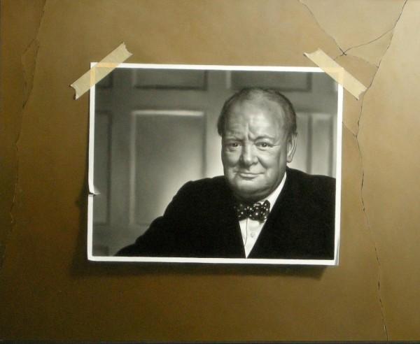 Otto Duecker, Churchill