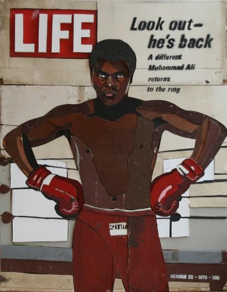 Diederick Kraaijeveld, Muhammad Ali is Back