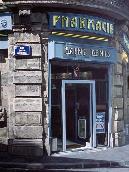 David Finnigan, Saint Denis