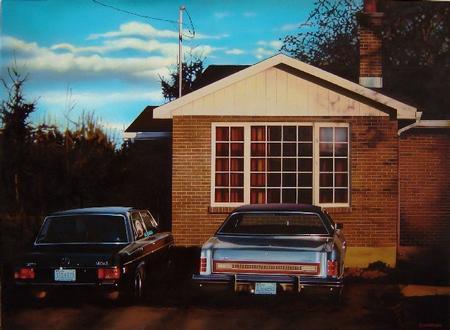 Rudy Sparkuhl, Ford LDT, Roxboro, 1977