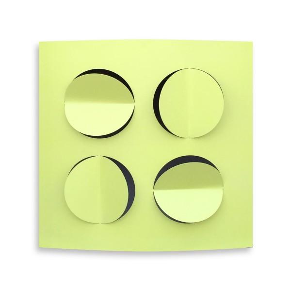 Rashid Al Khalifa, Lime Green, 2015