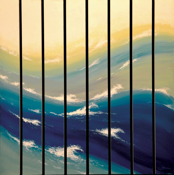 Rashid Al Khalifa, Waves, 1982