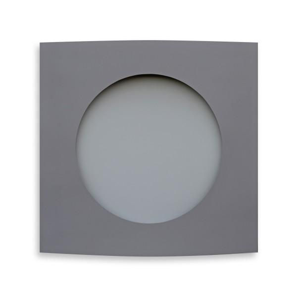 Rashid Al Khalifa, Untitled Grey, 2015
